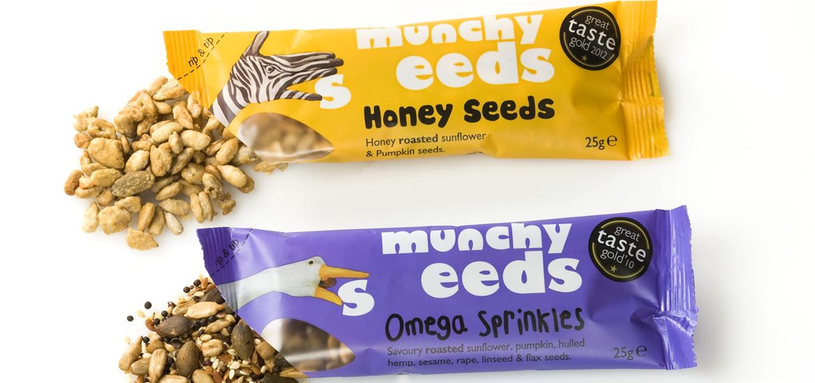 Munchy Seeds - Food and Drink