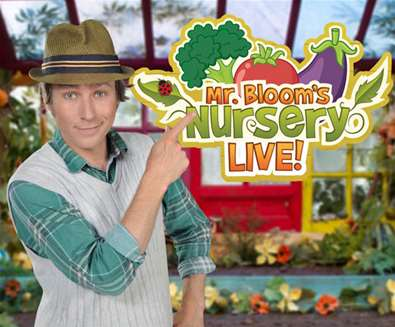Mr Bloom's Nursery Live!
