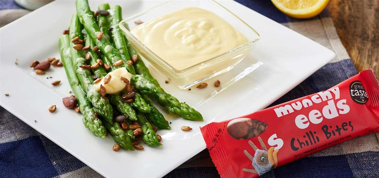 Munchy Seeds - Asparagus