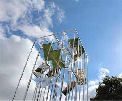 Children's Viewing Sculpture Winner Announced!