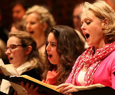 Handel's Messiah at Snape Maltings Concert Hall