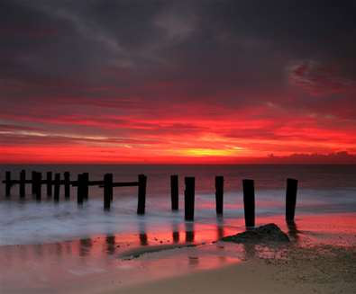 Top 5 Places to Watch the Sunrise on The Suffolk Coast
