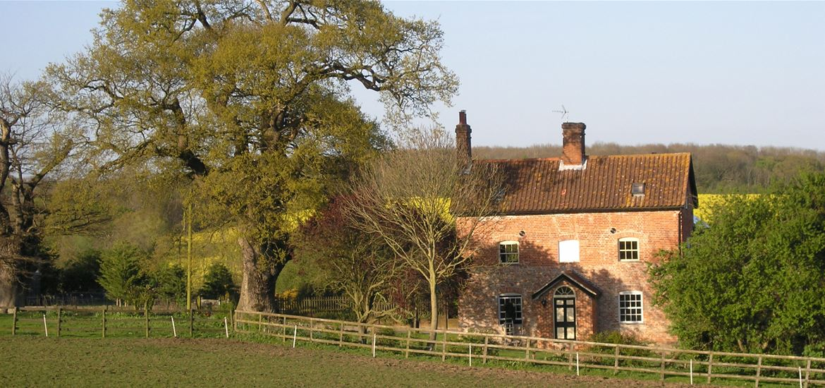 Oak Tree Farm Exterior