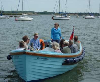 Deben Boat Trips