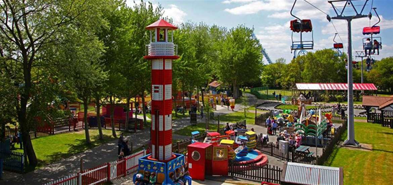 Pleasurewood Hills - Kiddie Zone - Attractions