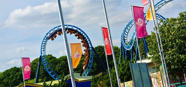 Pleasurewood HillsTheme Park - Attractions