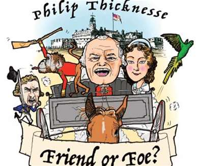 Philip Thicknesse - Friend..