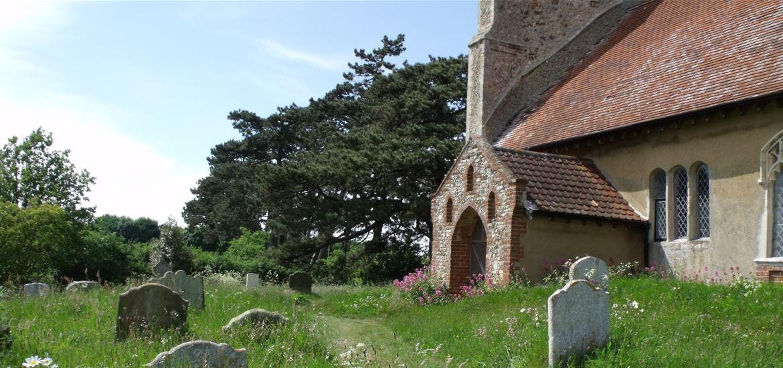 Ramsholt Churchyard