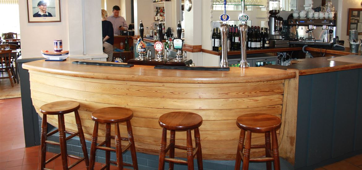 The Ramsholt Arms - Interior