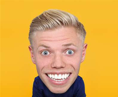 Rob Beckett: Mouth of..