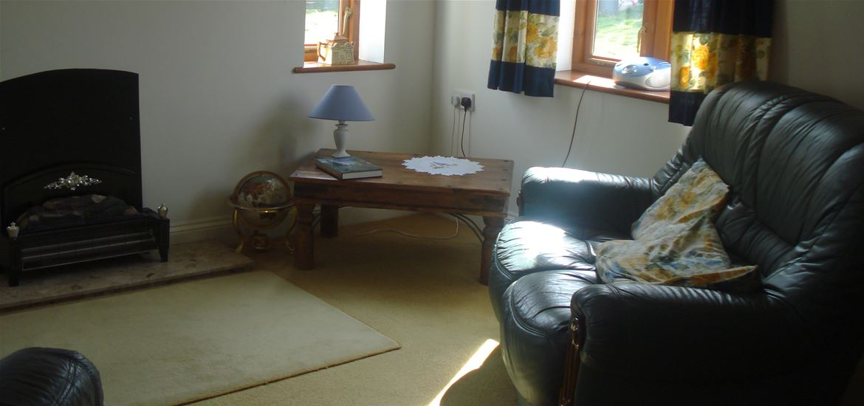 Rose Barn Farm Living Room 2