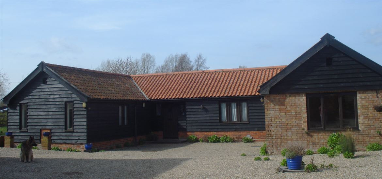 Rose Barn Farm Exterior