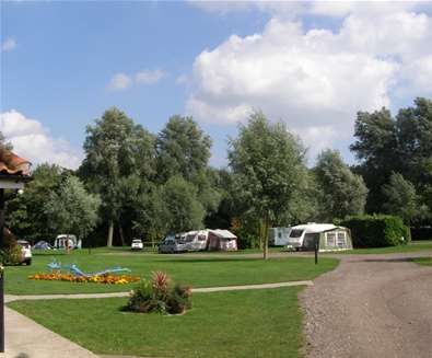 Relax at Run Cottage Touring Park