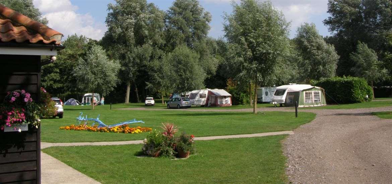 WTS - Run Cottage - Campsite
