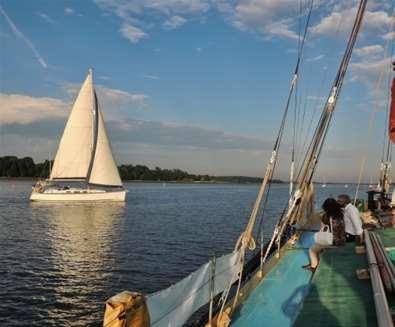 Suffolk High Tea Cruises