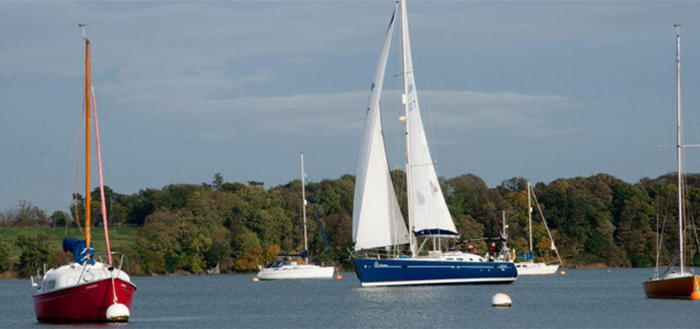 Viking Mariners Sailing