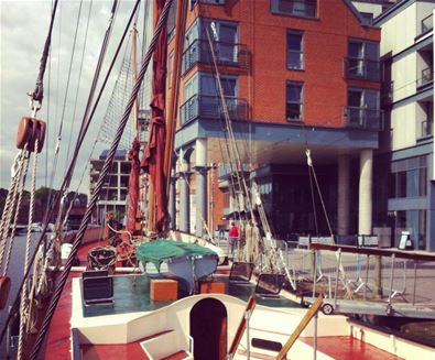 Sailing Barge Cruises