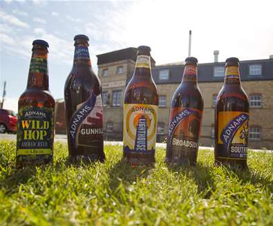 Win a year's supply of Adnams!