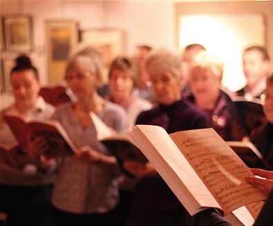 Scratch Choir: madrigals