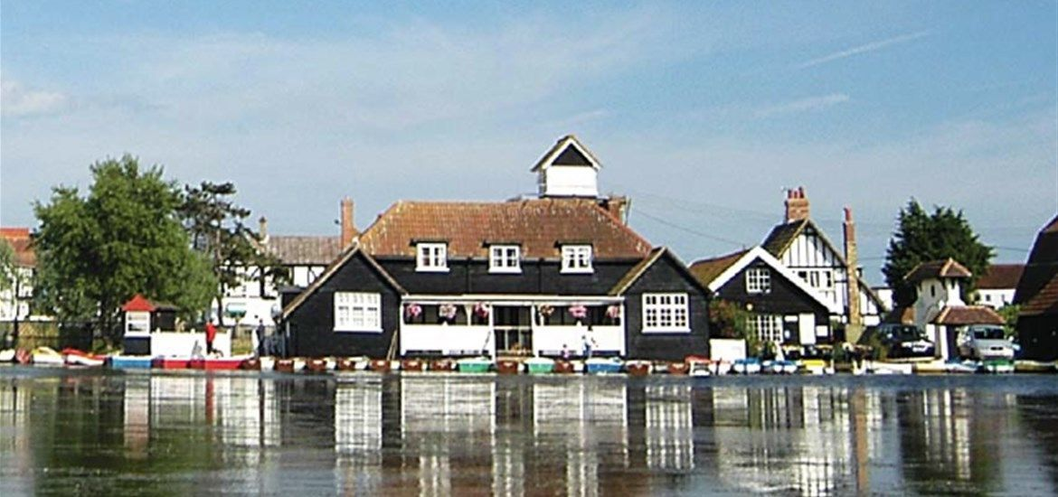 Articles - Feature Walks- Thorpeness - Tony Pick