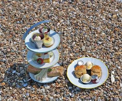 Afternoon Tea on the..
