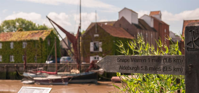 Snape 2 - The Suffolk Coast - credit Gill Moon