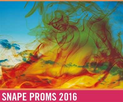 Aldeburgh Music Snape Proms 2016 - The Suffolk Coast