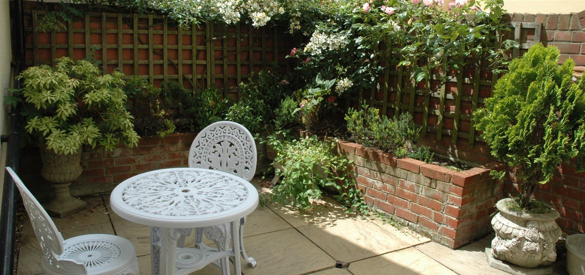 Solely Southwold Patio