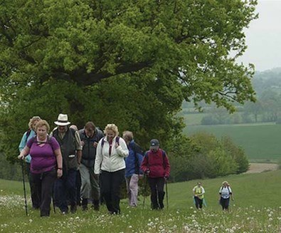 The Suffolk Walking Festival