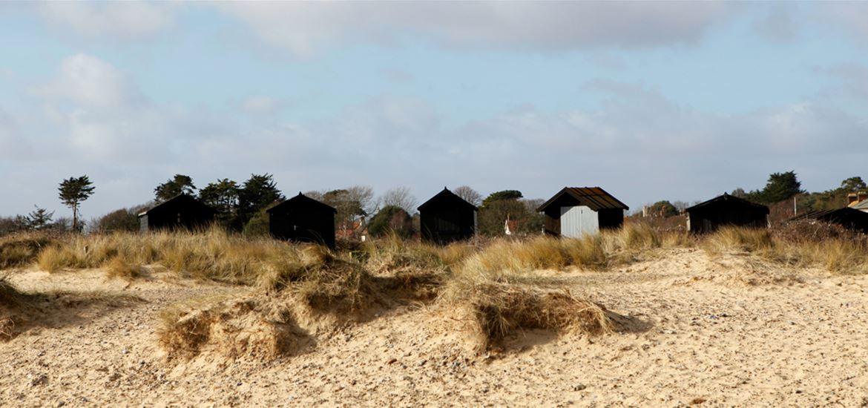 Walberswick Beach by Habie Schwarz 1
