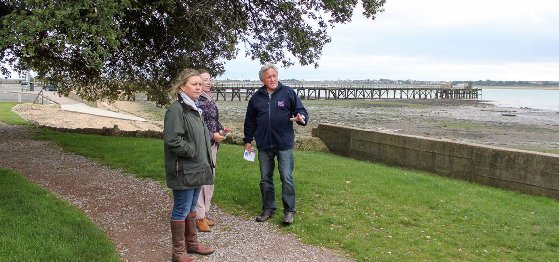 Suffolk Coast Greeters - (c) Monika Koch