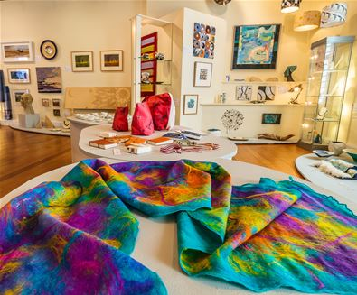 The Suffolk Craft Society's 44th Summer Exhibition