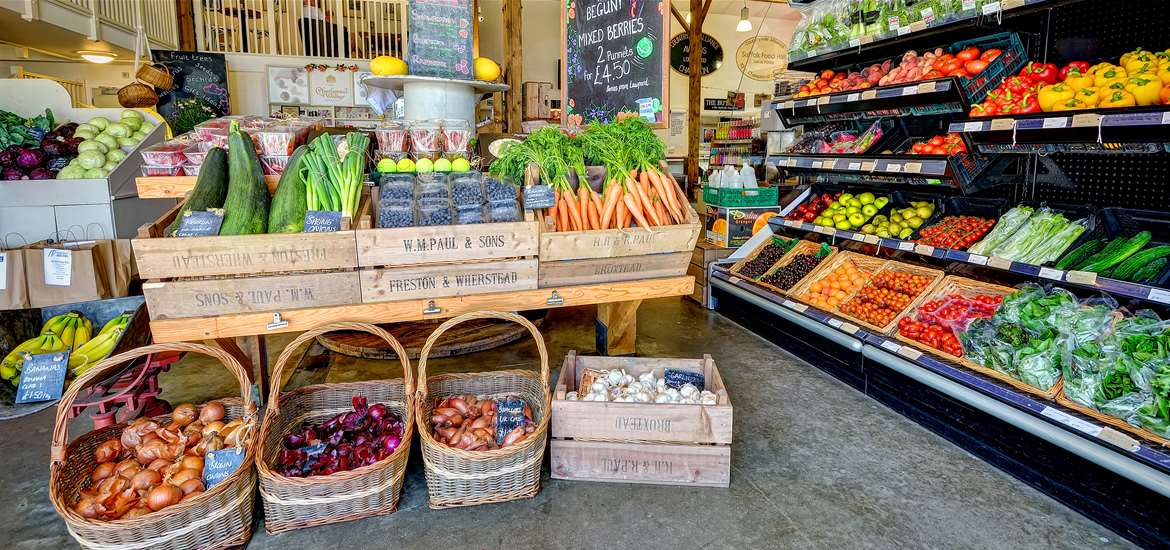 Suffolk Food Hall - Shopping - Where to Eat - Local Producers