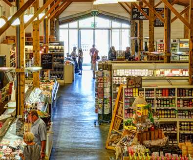 Attractions - Suffolk Food Hall - Ipswich - Food Hall