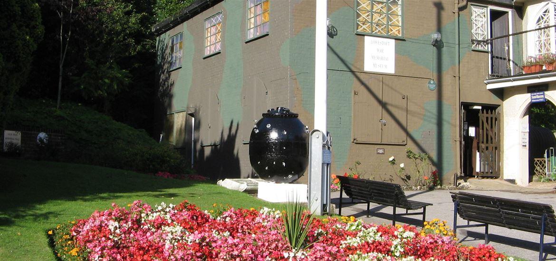 Suffolk Museums - Attractions - Lowestoft War Memorial Museum