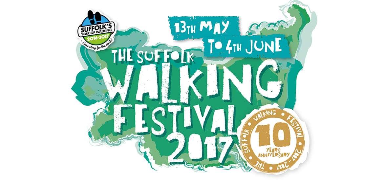TTDA - Suffolk Walking Festival - Logo