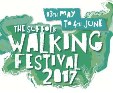 The Suffolk Walking Festival 2017