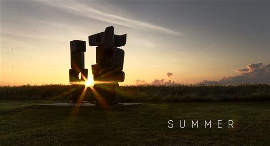 Summer on The Suffolk Coast -