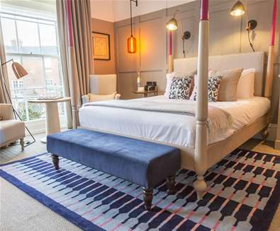 The Swan Hotel      Re-opens!