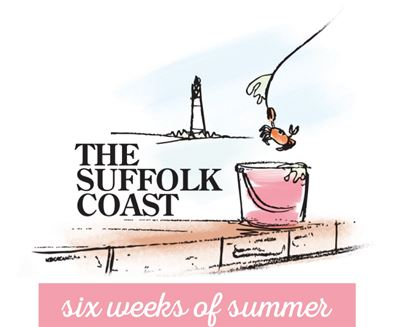 Win a Suffolk Coast Experience! <br> with our  '6 Weeks of Summer' Prize Giveaway