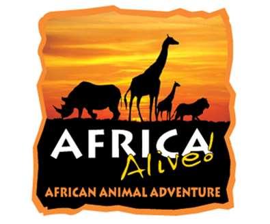 TTDA - Africa Alive - Logo
