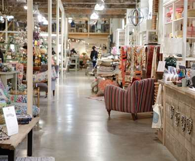 TTDA - Snape Maltings - Shop