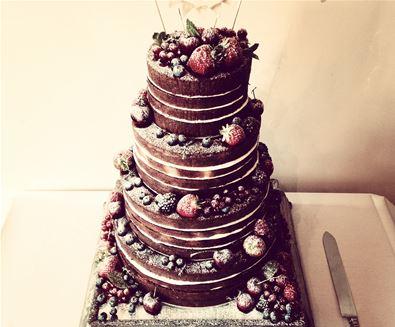 The Cake Shop Bakery - Wedding Cake - Weddings on The Suffolk Coast