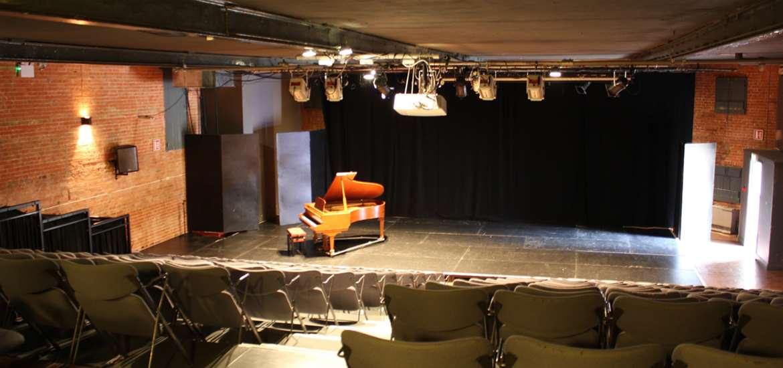 The Cut Halesworth - Auditorium - The Suffolk Coast