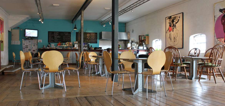 The Cut Halesworth - Cafe- The Suffolk Coast