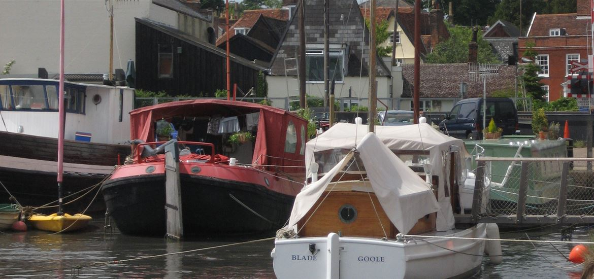 The Malthouse Boat