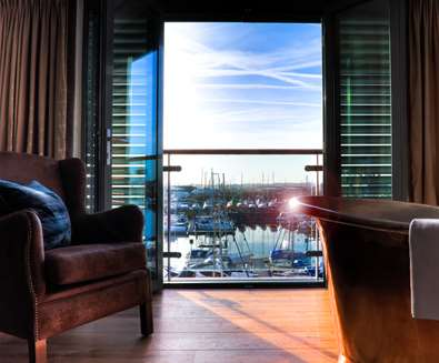 ACC-Salthouse Harbour Hotel-Ipswich-Suffolk-Penthouse Suite