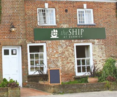 The Ship At Dunwich