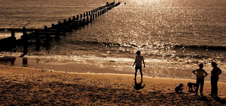 Lowestoft's Beautiful Beach-Credit Nick Catling