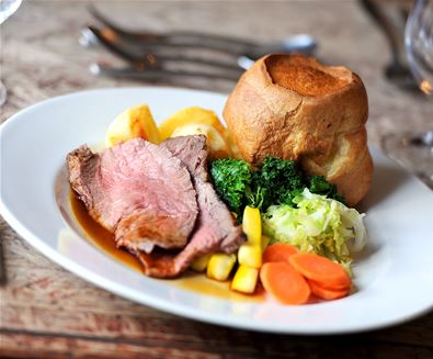 The Westleton Crown- Food and Drink- Sunday Roast